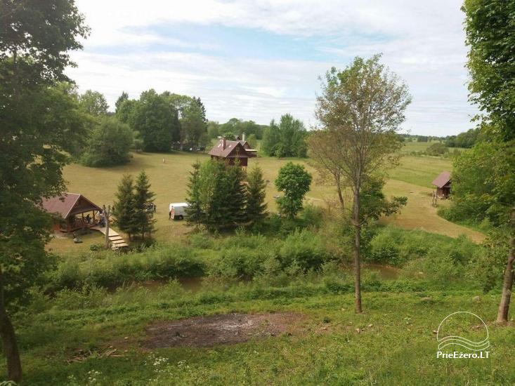 Усадьба «Owl house» в Утенском районе, Литва - 4