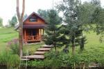 Усадьба «Owl house» в Утенском районе, Литва - 8