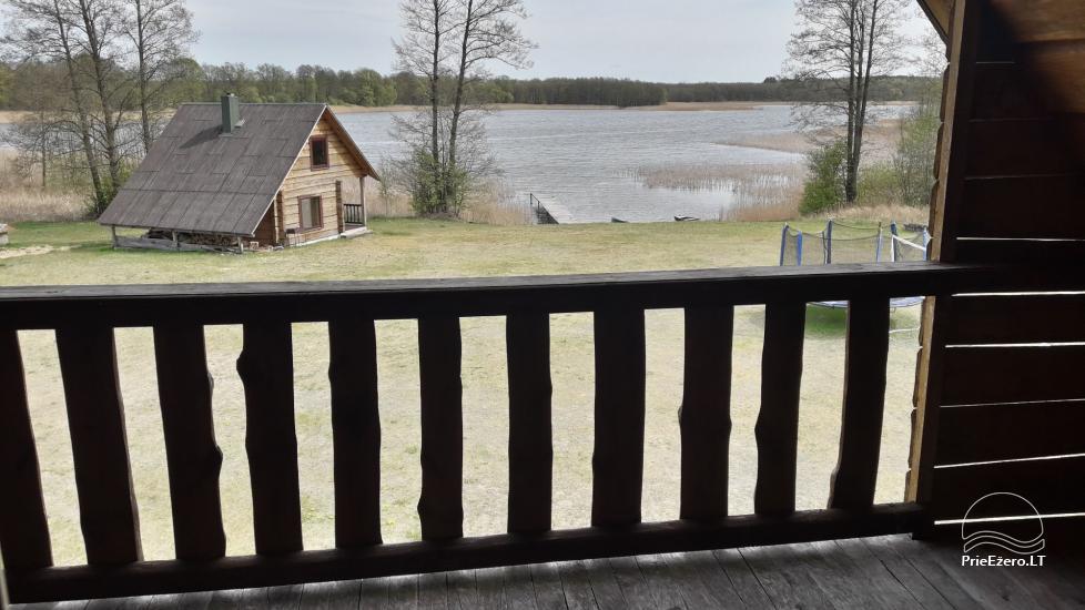Countryside homestead near Zapsis lake in Lazdijai region, in Lithuania - 10