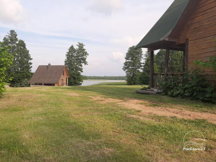 Countryside homestead near Zapsis lake in Lazdijai region, in Lithuania - 3