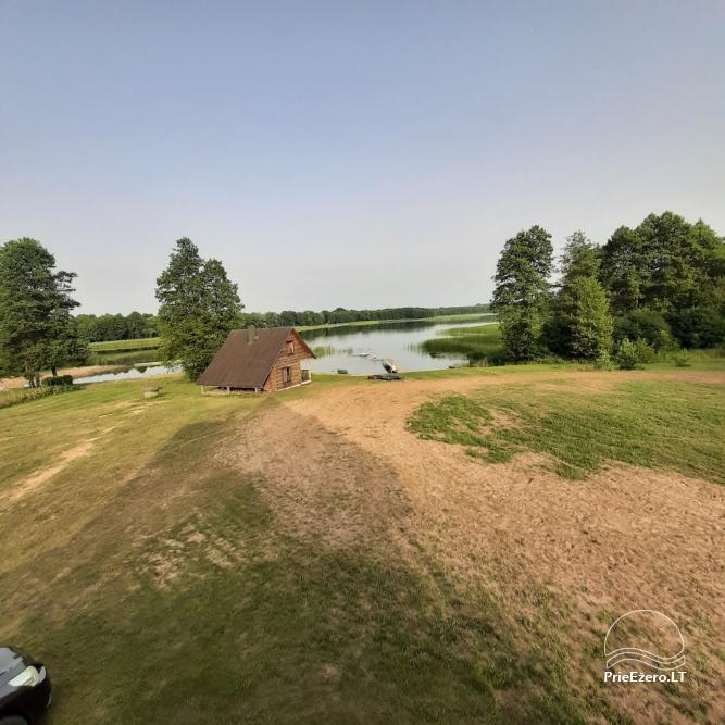 Countryside homestead near Zapsis lake in Lazdijai region, in Lithuania - 4