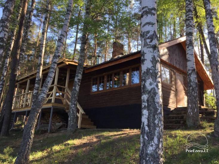 Holiday house 40 km from the center of Vilnius, near Lake Pailgis - 1