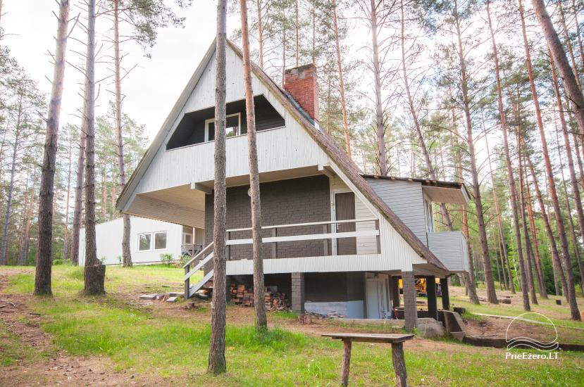 Holiday house 40 km from the center of Vilnius, near Lake Pailgis - 3
