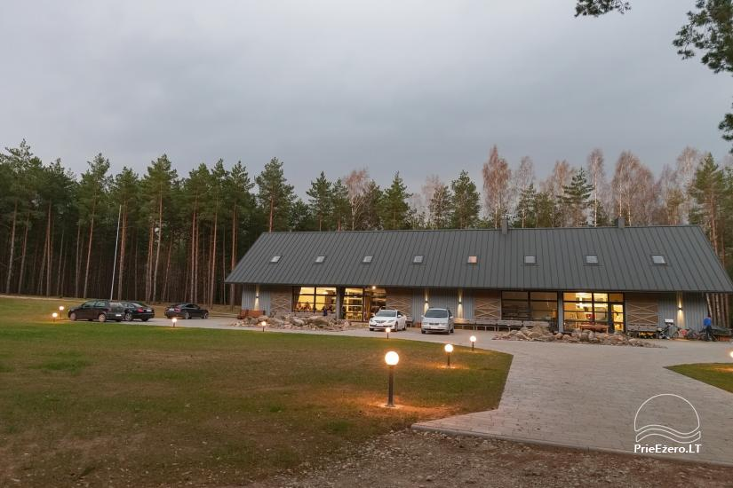 Усадьба «Вилкес Вила» в Лаздийском районе, Литва - 8