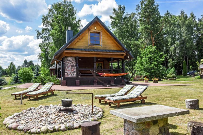 Домик на берегу озера - Отдых только для Вас в Утенском районе - 10