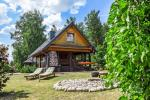 Holiay cottage on the lakeshoe - Authentic holiday only for you in Utena district - 11