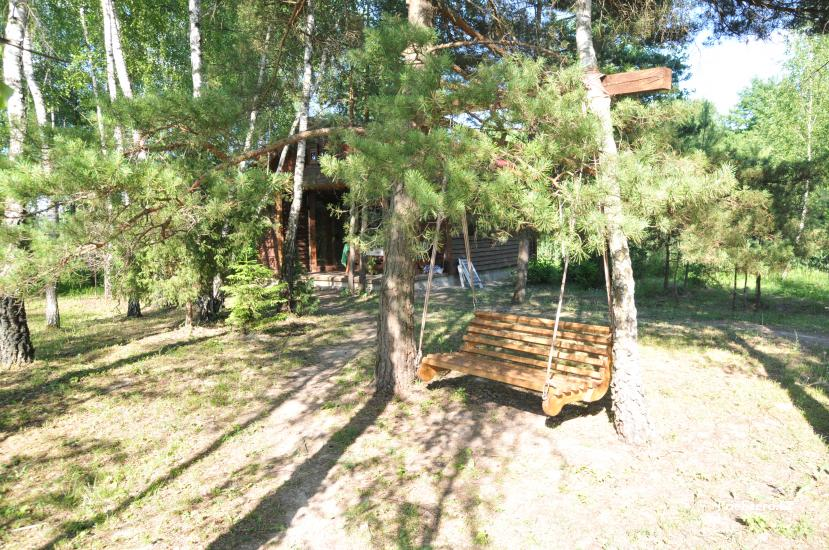Cozy remote cabin  in the nature  for quiet private rest on Šlavantėlis lakeshore ( 2-4 persons). - 10