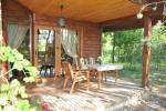 Cozy remote cabin  in the nature  for quiet private rest on Šlavantėlis lakeshore ( 2-4 persons). - 1
