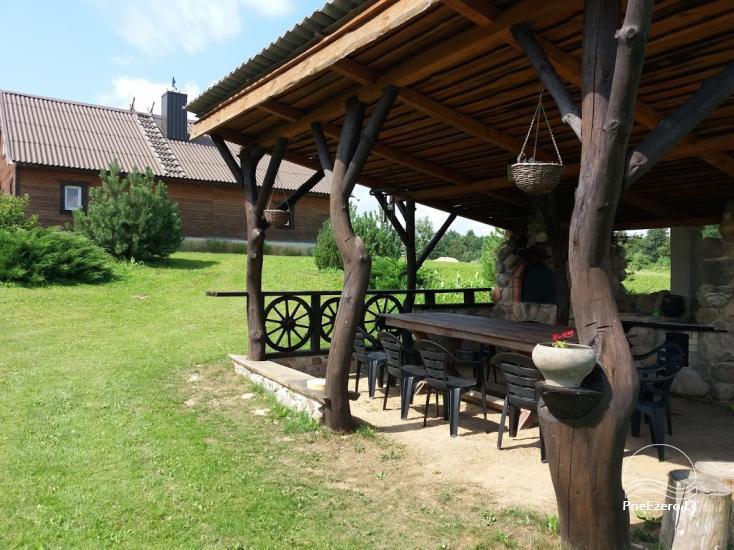 Усадьба «Гаята» в районе Молетай, Литва - 2