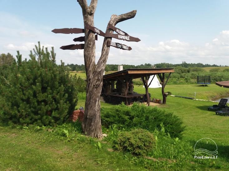 Усадьба «Гаята» в районе Молетай, Литва - 4