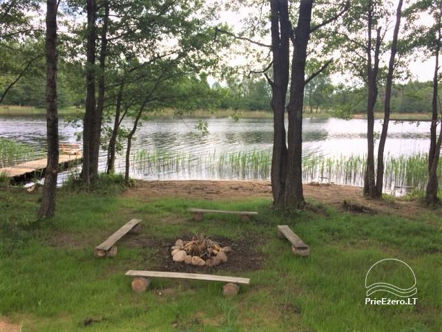 Camping Dulga by the lake near Druskininkai - 1