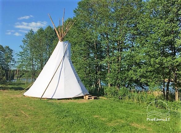 Camping Dulga by the lake near Druskininkai - 4