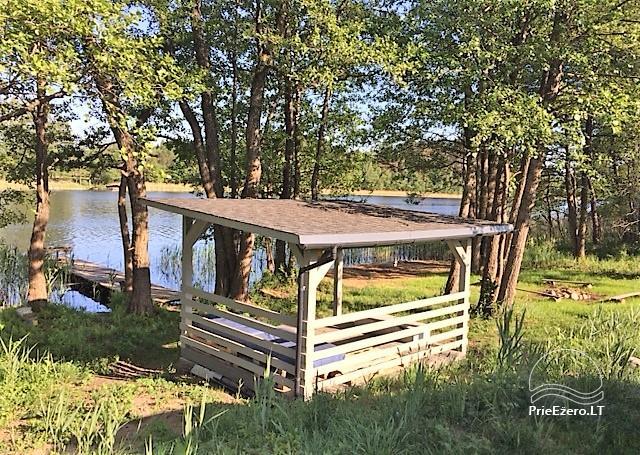 Кемпинг «Дульга» у озера возле Друскининкай - 3