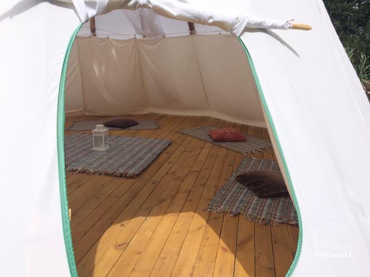 Camping Dulga am See bei Druskininkai - 6