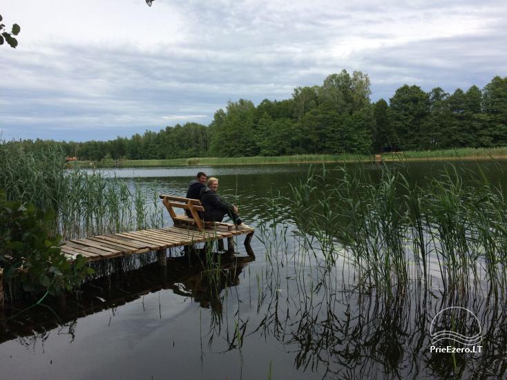 Кемпинг «Дульга» у озера возле Друскининкай - 7