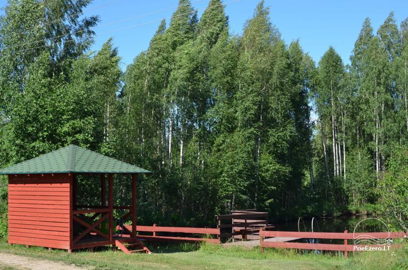 Усадьба в Молетском районе у озера Виринта Хорошая деревня - 5