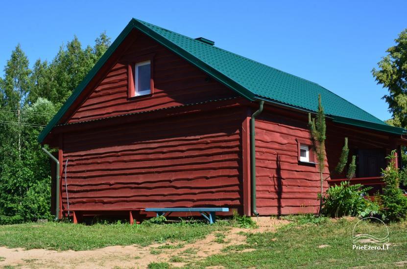 Усадьба в Молетском районе у озера Виринта Хорошая деревня - 3