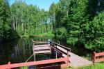 Усадьба в Молетском районе у озера Виринта Хорошая деревня - 9
