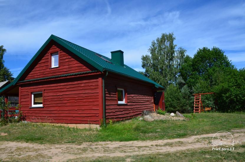 Усадьба в Молетском районе у озера Виринта Хорошая деревня - 1