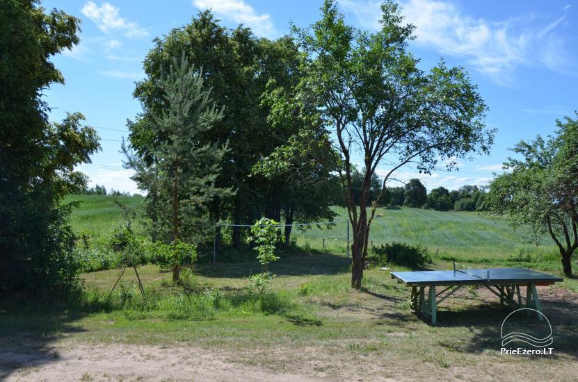 """Gospodarstwo w dzielnicy Molėtai w pobliżu jeziora Virinta """"Dobra wieś"""" - 10"""