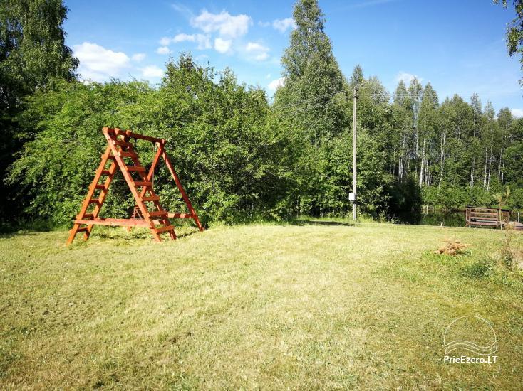 """Gospodarstwo w dzielnicy Molėtai w pobliżu jeziora Virinta """"Dobra wieś"""" - 7"""