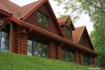 Частная сауна для вашего отдыха на берегу озера в районе Молетай, Литва - 11