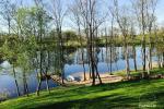 Усадьба у озера Илгис в районе Молетай, Литва - 11