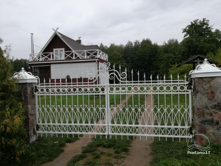 Private homestead for family holidays by the lake in Alytus district, Lithuania - 15