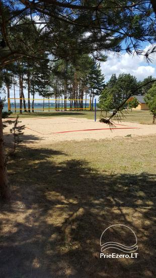 Bungalows for family recreation at Dusios Lake in Lazdijai district, Lithuania - 47