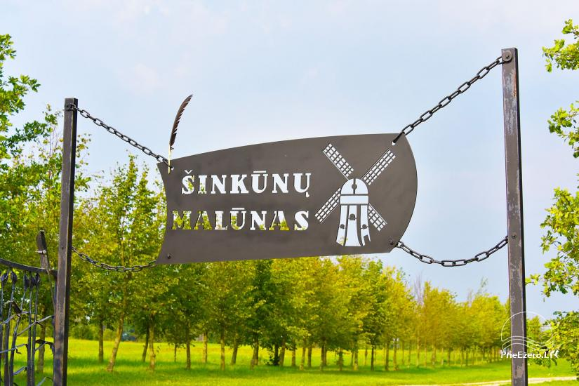 Homestead Sinkunai mill in Ukmerge district, Lithuania - 1