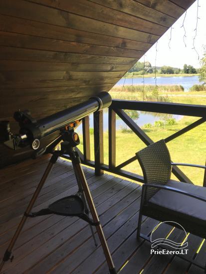 Homestead Žiburiai by the lake - 33