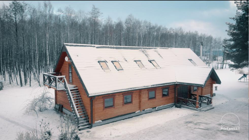 Yсадьба Žiburiai на озере - 4
