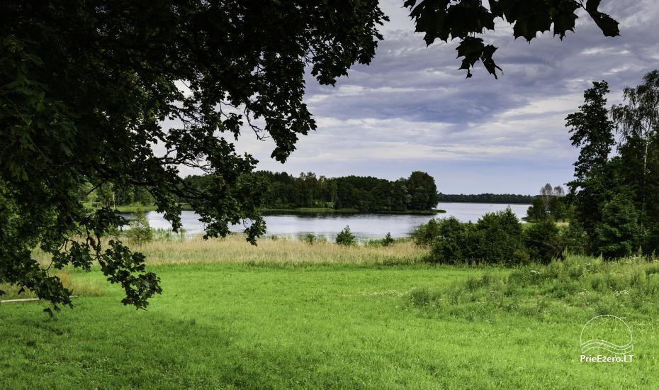 Gospodarstwo nad jeziorem Avilys w okręgu Zarasai na Litwie - 5