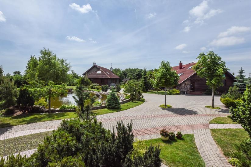 Countryside homestead Medziotoju sostine near Kaunas by the river Šušvė - 2