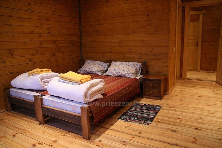 Виллы и домики в в Кельмеском районе Rėžaliai - 11