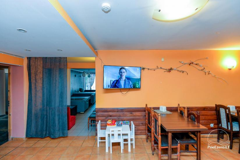 Holiday house Simona, rooms for rent in the center of Lazdijai - 26
