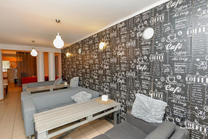 Holiday house Simona, rooms for rent in the center of Lazdijai - 27