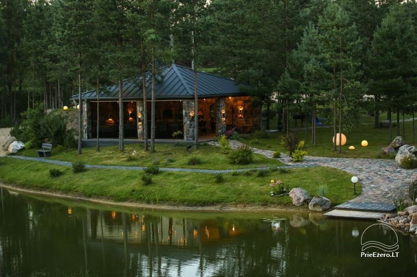 Villa Valery - modern homestead only 10km from Telshiai, in Lithuania - 4
