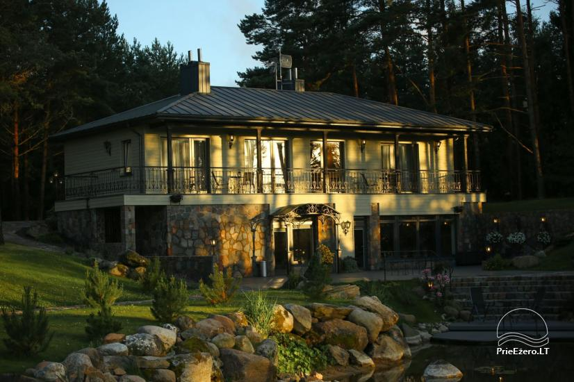 Villa Valery - modern homestead only 10km from Telshiai, in Lithuania - 3