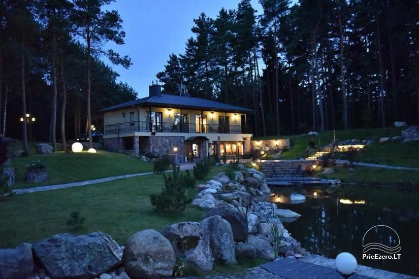 Villa Valery - modern homestead only 10km from Telshiai, in Lithuania - 2