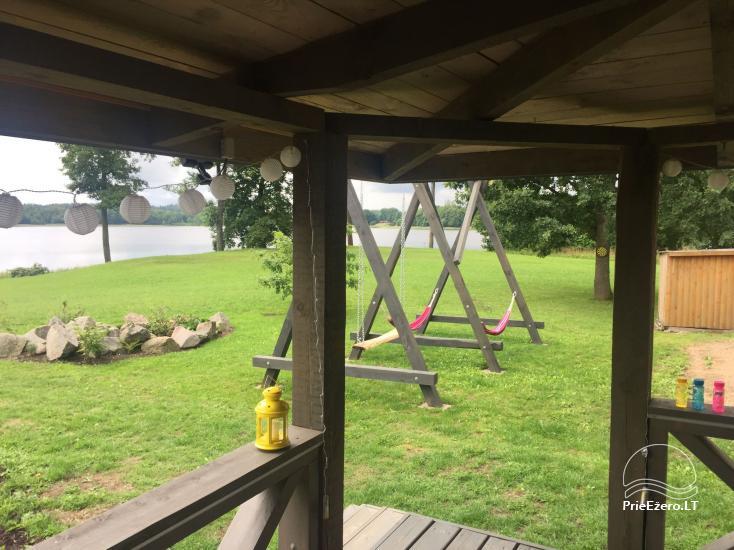 Urlaub in der Nähe des Sees in Pivashiunai Dorf - 2