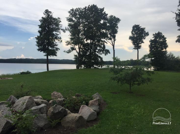 Urlaub in der Nähe des Sees in Pivashiunai Dorf - 4