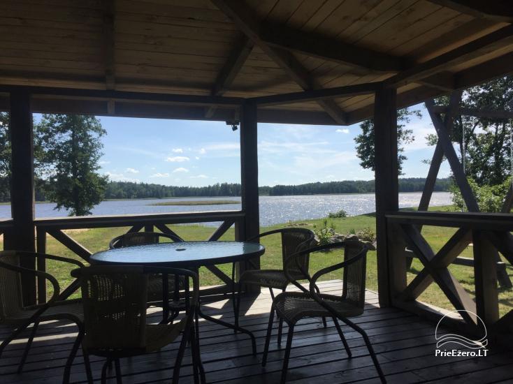 Urlaub in der Nähe des Sees in Pivashiunai Dorf - 5