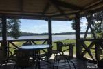 Wakacje nad jeziorem w wiosce Pivashiunai - 5