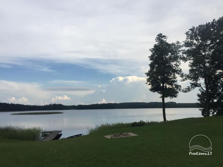 Urlaub in der Nähe des Sees in Pivashiunai Dorf - 9