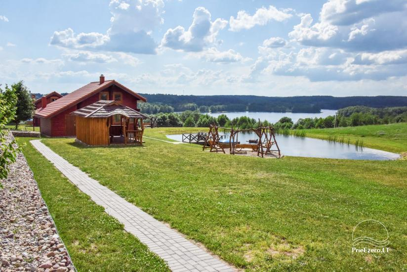 Holiday cottages for rent – Countryside homestead Coziness in Trakai district - 6