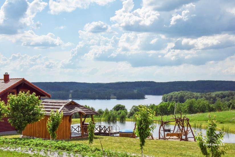 Holiday cottages for rent – Countryside homestead Coziness in Trakai district - 7