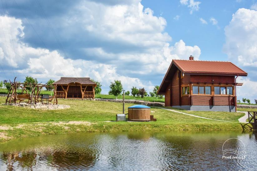 Holiday cottages for rent – Countryside homestead Coziness in Trakai district - 2