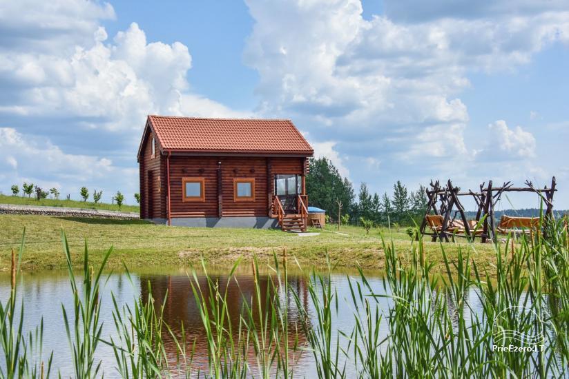 Landgut Gemütlichkeit in der Region Trakai, in Litauen - 5