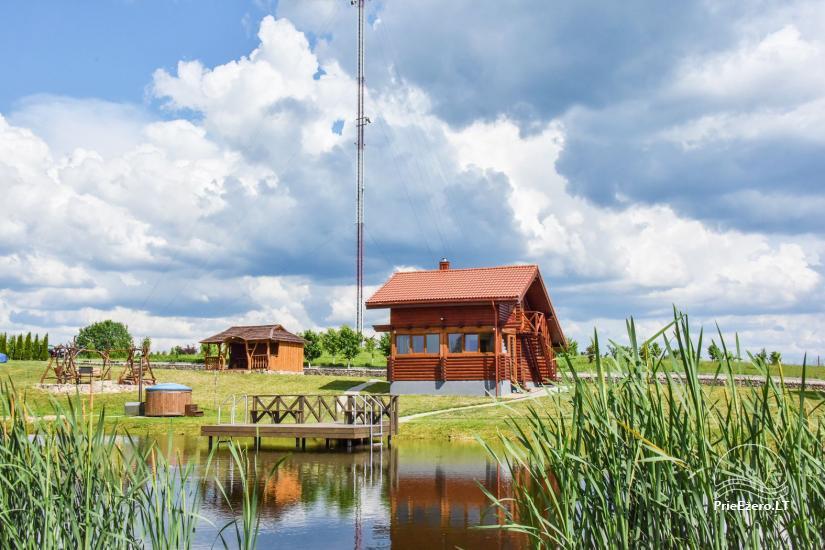 Landgut Gemütlichkeit in der Region Trakai, in Litauen - 1